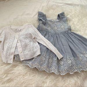 BabyGap girl Bundle set 12-18 months